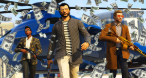 GTA 5 лидирует по продажам