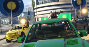 Свежак о GTA Online