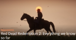 Все о Red Dead Redemption 2