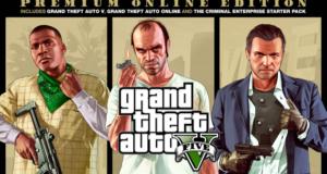 Новое издание GTA V