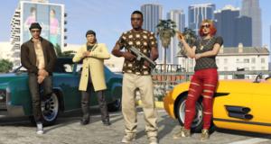 Банды в гта онлайн