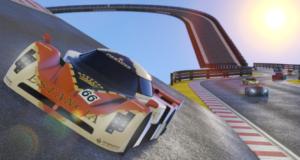 Гоночный трюк GTA Online