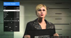 Gta 5 Online как создать персонажа