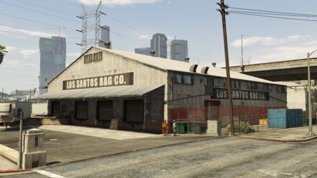 Los Santos Bag Co