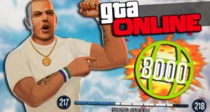 Как прокачать персонажа в GTA 5 Online