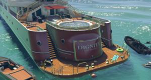 Яхта в гта онлайн
