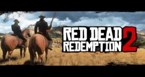 Red Dead Redemption 2 официальный трейлер 3