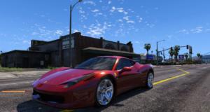 Машины для ГТА