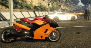 ГТА 5 мотоциклы