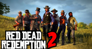Люблю Red Dead Redemption