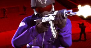 Платформер в GTA Online