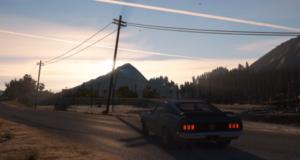 Natural vision 4k в GTA 6
