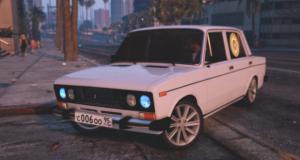 ГТА русские машины