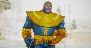 Танос из Marvel в GTA V
