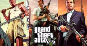 GTA 5 онлайн