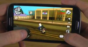GTA San Andreas на андроид