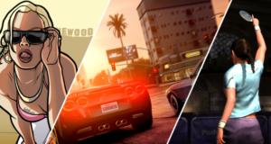 Игровые шедевры Rockstar
