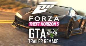 Forza Horizon встречает GTA 5