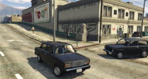 Моды на гта 4 русские машины