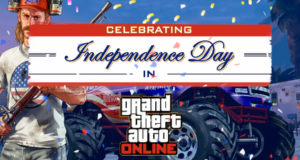 День независимости 2018 в GTA