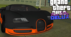 Grand Theft Auto Vice City Deluxe 2008 русская версия
