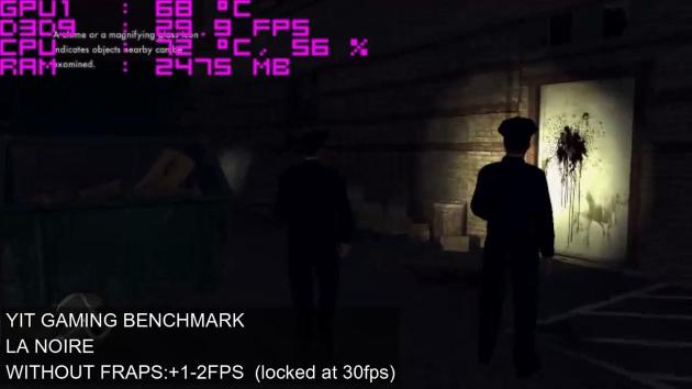 Блокированный FPS