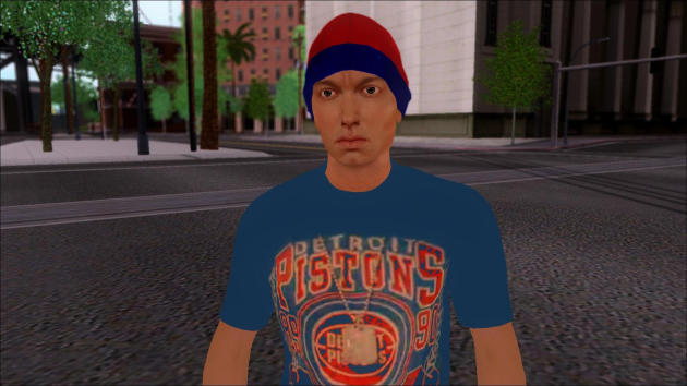 Скин Eminem