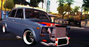 GTA San Andreas русские машины