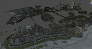 Карта Вайс-Сити