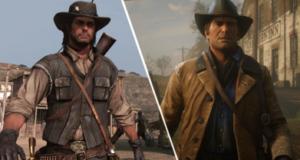 Графика в Red Dead Redemption 2