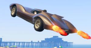 Declasse Scramjet в GTA Online