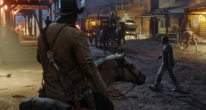 Революция Red Dead Redemption 2