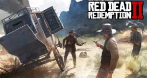 Геймплей Red Dead Redemption 2