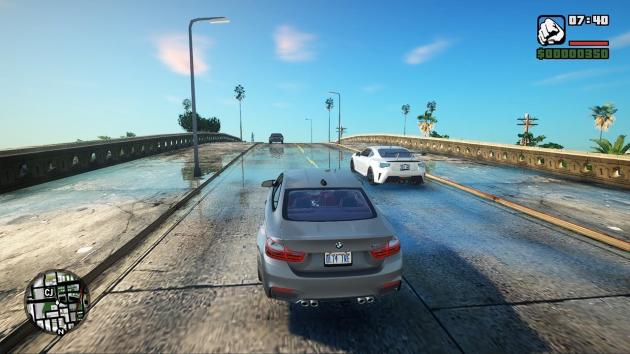 Графика в GTA San Andreas