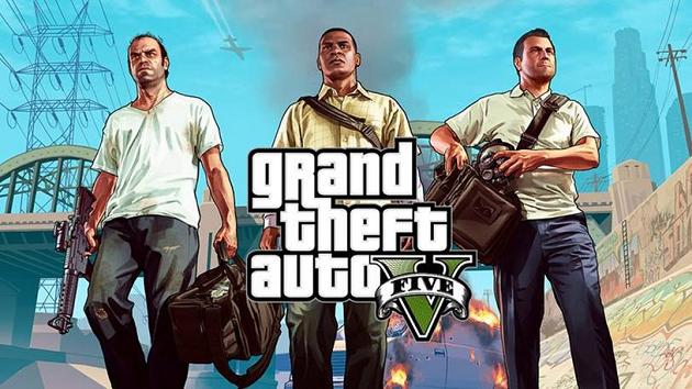 GTA 5 walkthrough offline version story | GTA5-Game