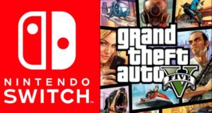 GTA 5 на Нинтендо Свитч