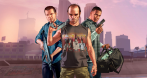 GTA 5 в PlayStation Store