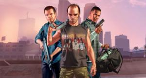 GTA 5 в PlayStation Store