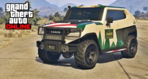 Canis Freecrawler в GTA Online