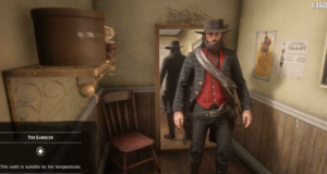 Red Dead Redemption 2 одежда