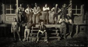 Red Dead Redemption 2 банда