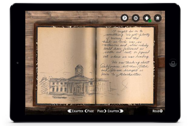 Дневник Артура Моргана