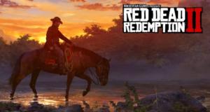 Red Dead Redemption 2 официальный трейлер