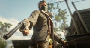 Red Dead Redemption 2 оружие