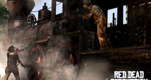 Как грабить поезда в Red Dead Redemption
