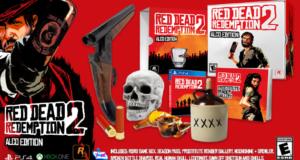 Red Dead Redemption 2 издания