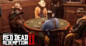 Red Dead Redemption 2 как заработать