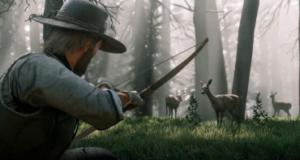 Red Dead Redemption 2 легендарные животные