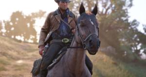 Red Dead Redemption 2 лошади