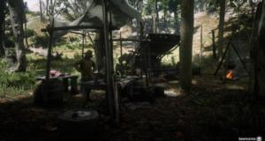Red Dead Redemption 2 шкуры животных